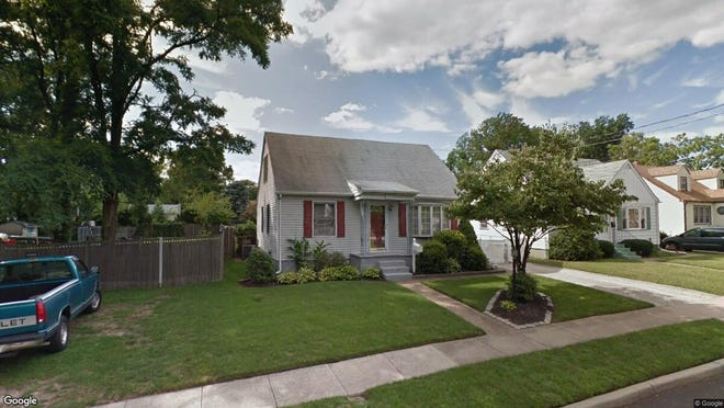 This Google Street View image shows the approximate location of 108 Elm Ave. W. in Lindenwold. The property at this address changed hands in November 2019, when new owners bought the property for $127,954.