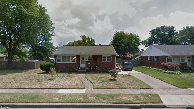 This Google Street View image shows the approximate location of 4426 Sylvan Terrace in Pennsauken. The property at this address changed hands in November 2019, when new owners bought the property for $170,000.