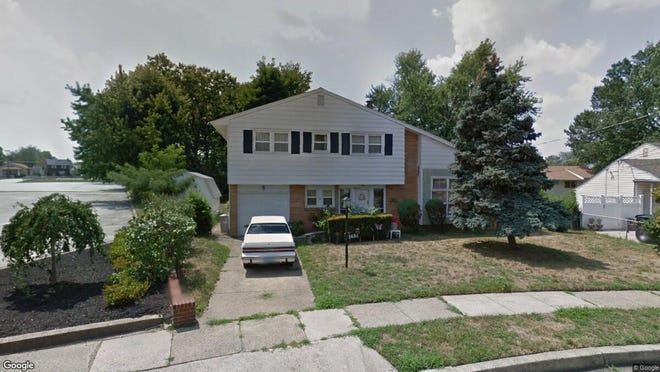 This Google Street View image shows the approximate location of 1451 Hollinshed Ave. in Pennsauken. The property at this address changed hands in October 2019, when new owner bought the property for $133,000.