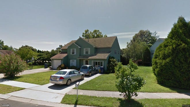 This Google Street View image shows the approximate location of 78 Franklin Drive in Voorhees. The property at this address changed hands in November 2019, when new owner bought the property for $191,000.