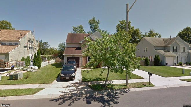 This Google Street View image shows the approximate location of 93 Franklin Drive in Voorhees. The property at this address changed hands in November 2019, when new owner bought the property for $167,000.