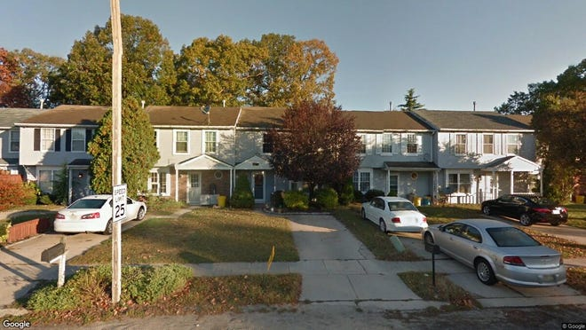 This Google Street View image shows the approximate location of 104 Shoreline Drive in Waterford. The property at this address changed hands in December 2019, when new owners bought the property for $135,000.