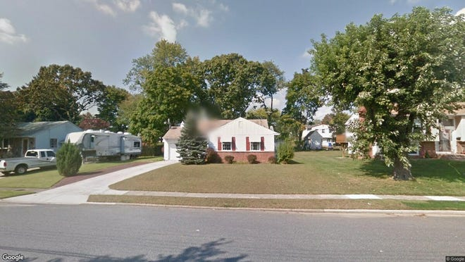 This Google Street View image shows the approximate location of 205 Lakeside Drive in Glassboro. The property at this address changed hands in December 2019, when new owners bought the property for $142,000.