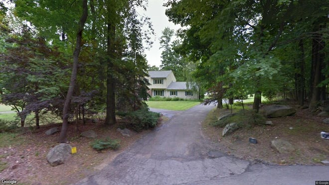 This Google Street View image shows the approximate location of 95 Ironia Road in Mendham Township. The property at this address changed hands in January 2020, when new owners bought the property for $682,500.