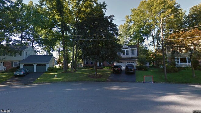 This Google Street View image shows the approximate location of 7 Tracy Lane in Madison. The property at this address changed hands in November 2019, when new owners bought the property for $999,999.