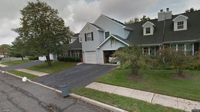 This Google Street View image shows the approximate location of 199 Bamburgh Court in Franklin. The property at this address changed hands in December 2019, when new owner bought the property for $275,000.