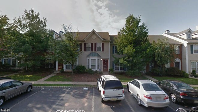 This Google Street View image shows the approximate location of 8 Cabot Way in Franklin. The property at this address changed hands in December 2019, when new owners bought the property for $244,000.