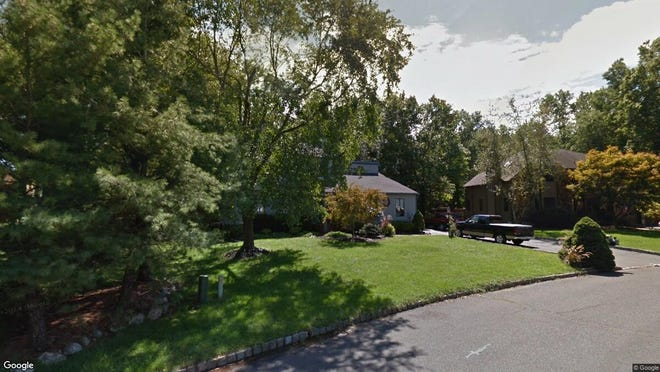 This Google Street View image shows the approximate location of 204 Brokaw Court in Hillsborough. The property at this address changed hands in December 2019, when new owners bought the property for $425,000.