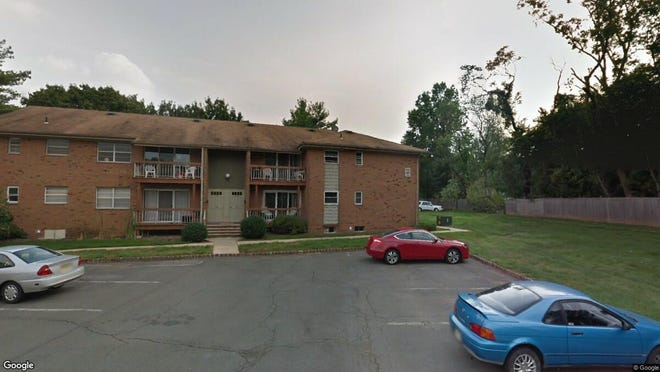 This Google Street View image shows the approximate location of 44 Deanna Drive Apt 122 in Hillsborough. The property at this address changed hands in December 2019, when new owner bought the property for $184,900.