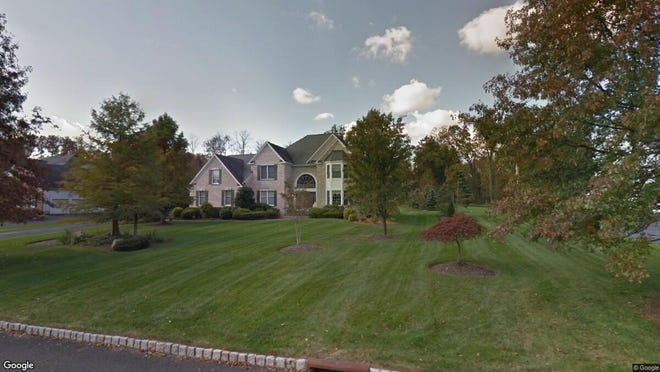 This Google Street View image shows the approximate location of 11 Foxglove Drive in Warren. The property at this address changed hands in November 2019, when new owners bought the property for $875,000.