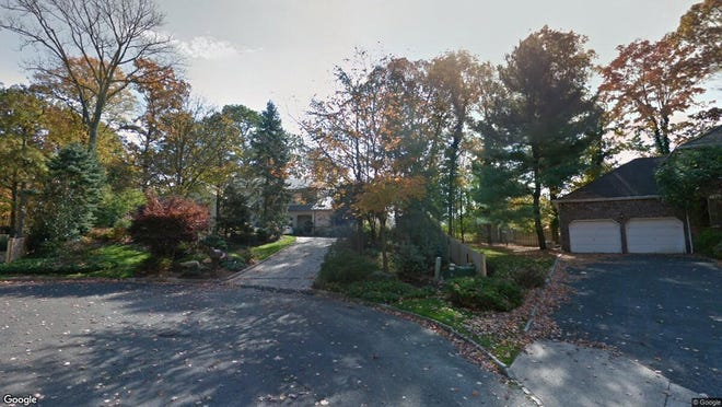 This Google Street View image shows the approximate location of 6 Holly Drive in Warren. The property at this address changed hands in November 2019, when new owners bought the property for $1,200,000.