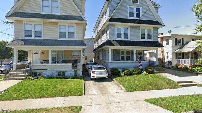 This Google Street View image shows the approximate location of 203 Sixteenth Ave. in Belmar. The property at this address changed hands in November 2019, when new owner bought the property for $696,000.