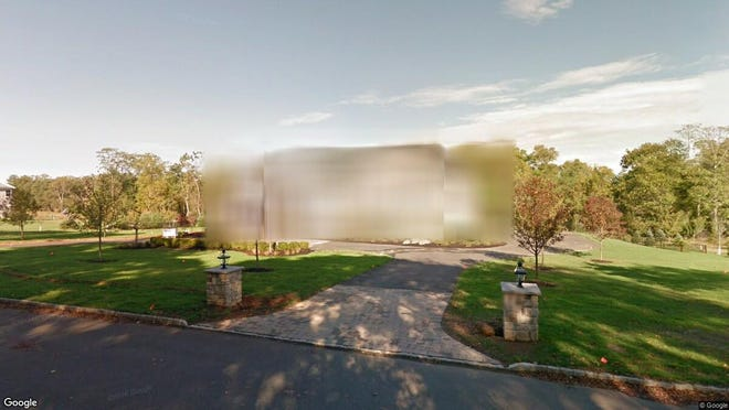 This Google Street View image shows the approximate location of 12 Utopia Drive in Colts Neck. The property at this address changed hands in January 2020, when new owners bought the property for $1,997,000.