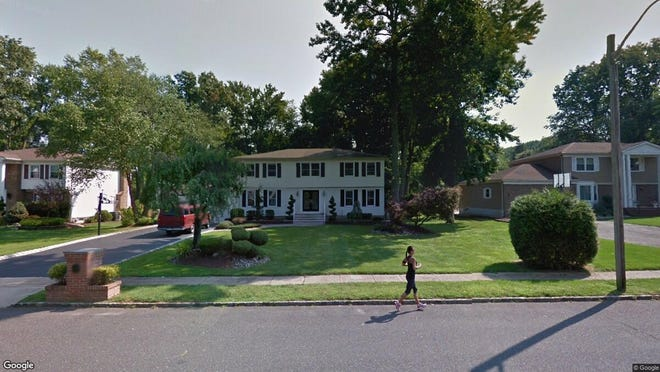 This Google Street View image shows the approximate location of 30 Tuppence Road in Manalapan. The property at this address changed hands in January 2020, when new owners bought the property for $635,000.