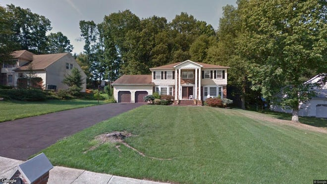 This Google Street View image shows the approximate location of 3 Tuppence Road in Manalapan. The property at this address changed hands in January 2020, when new owners bought the property for $539,000.