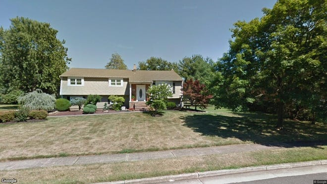This Google Street View image shows the approximate location of 28 Portage Drive in Freehold Township. The property at this address changed hands in November 2019, when new owner bought the property for $530,000.