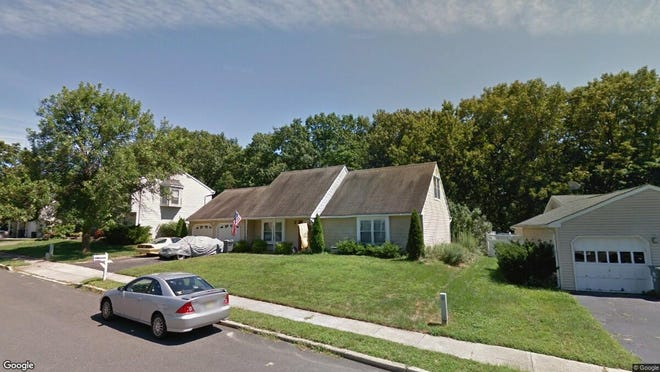 This Google Street View image shows the approximate location of 25 Cannonball Drive in Howell. The property at this address changed hands in January 2020, when new owners bought the property for $330,000.