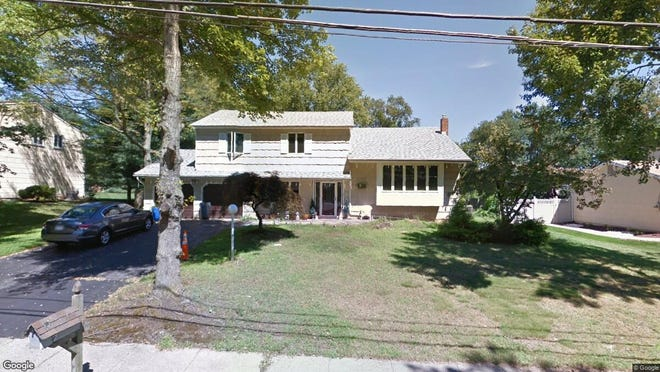 This Google Street View image shows the approximate location of 7 St. Lawrence Way in Marlboro. The property at this address changed hands in December 2019, when new owners bought the property for $530,000.