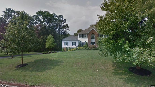 This Google Street View image shows the approximate location of 3 Clayton Drive in Millstone. The property at this address changed hands in November 2019, when new owner bought the property for $617,500.