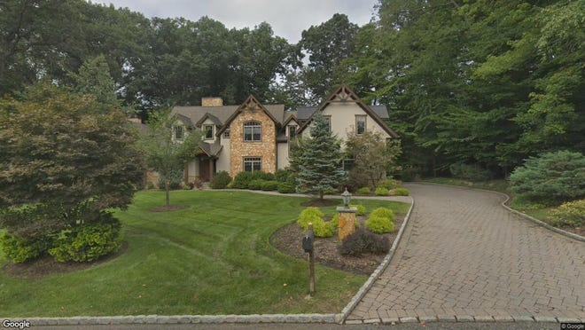This Google Street View image shows the approximate location of 107 Dimmig Road in Upper Saddle River. The property at this address changed hands in August 2019, when new owners bought the property for $1,425,000.