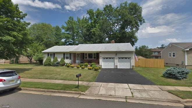 This Google Street View image shows the approximate location of 236 W. Hegel Ave. in Edison. The property at this address changed hands in December 2019, when new owners bought the property for $448,000.