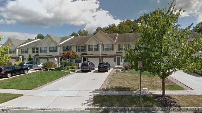 This Google Street View image shows the approximate location of 707 Barton Run Blvd. in Evesham. The property at this address changed hands in November 2019, when new owners bought the property for $270,000.