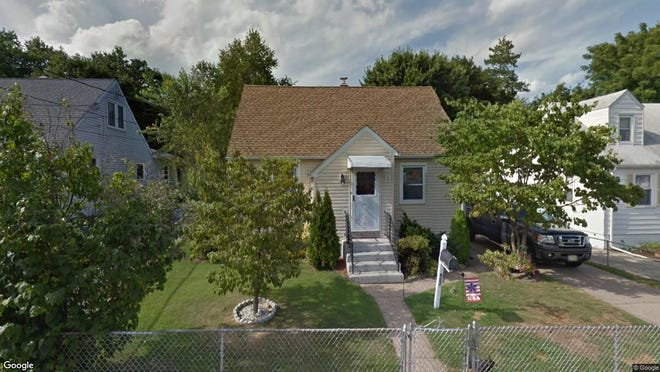 This Google Street View image shows the approximate location of 423 E. Park Ave. in Maple Shade. The property at this address changed hands in November 2019, when new owner bought the property for $148,000.