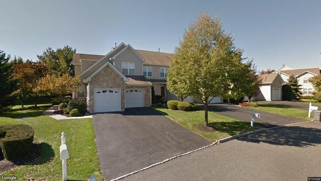 This Google Street View image shows the approximate location of 61 Hogan Way in Moorestown. The property at this address changed hands in November 2019, when new owner bought the property for $400,000.