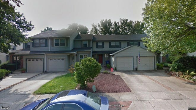 This Google Street View image shows the approximate location of 32 Southgate Road in Mount Laurel. The property at this address changed hands in October 2019, when new owner bought the property for $232,000.