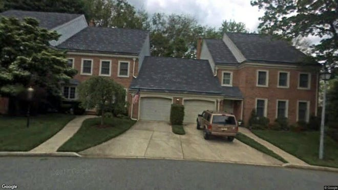 This Google Street View image shows the approximate location of 32 Foxwood Drive in Moorestown. The property at this address changed hands in December 2019, when new owners bought the property for $415,000.
