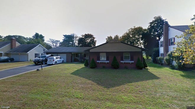 This Google Street View image shows the approximate location of 122 Club House Drive in Willingboro. The property at this address changed hands in December 2019, when new owner bought the property for $254,000.