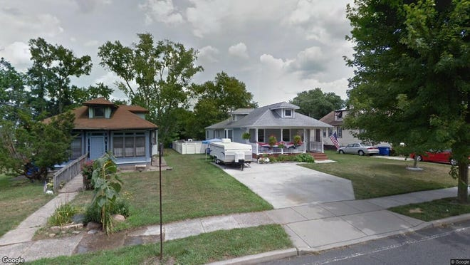 This Google Street View image shows the approximate location of 51 Stiles Ave. in Maple Shade. The property at this address changed hands in December 2019, when new owners bought the property for $230,500.