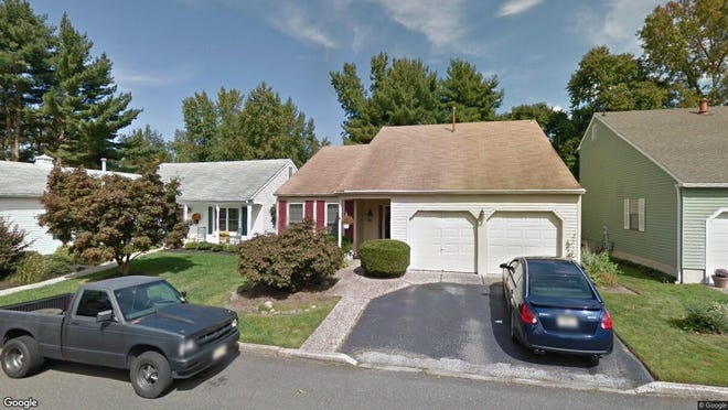 This Google Street View image shows the approximate location of 9 Stonybrook Court in Medford. The property at this address changed hands in October 2019, when new owners bought the property for $300,000.