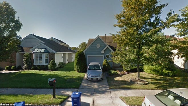 This Google Street View image shows the approximate location of 990 Larkspur Place N. in Mount Laurel. The property at this address changed hands in January 2020, when new owners bought the property for $300,000.