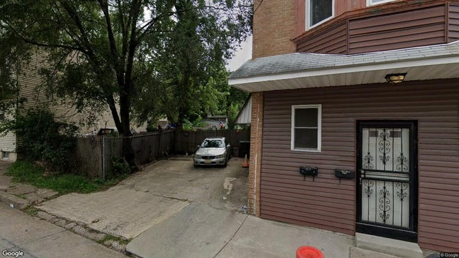 This Google Street View image shows the approximate location of 917 No 27th St. in Camden. The property at this address changed hands in November 2019, when new owner bought the property for $118,000.