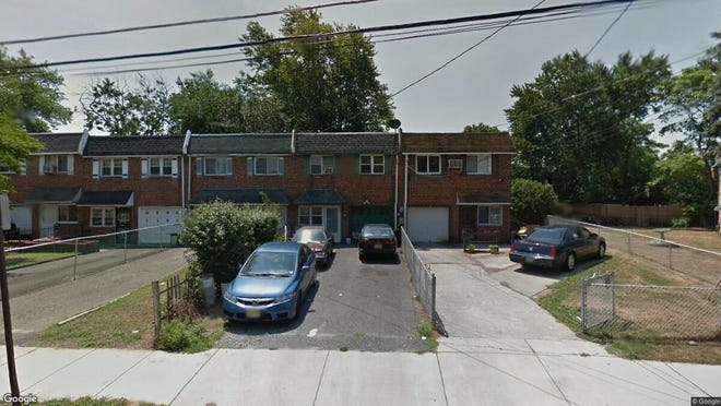 This Google Street View image shows the approximate location of 1121 Macarthur Drive in Camden. The property at this address changed hands in November 2019, when new owner bought the property for $57,425.