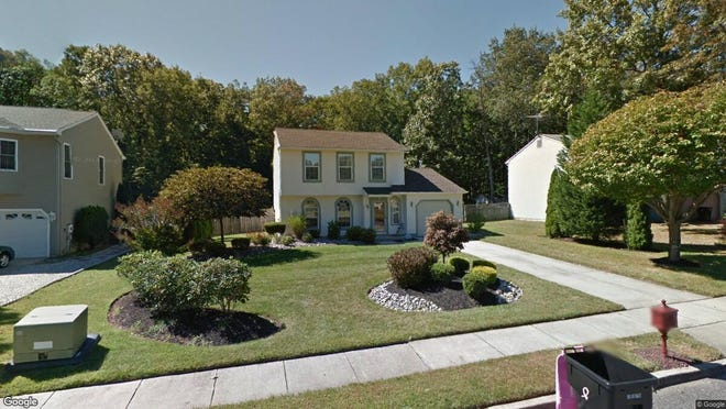 This Google Street View image shows the approximate location of 83 Breckenridge Drive in Gloucester Township. The property at this address changed hands in September 2019, when new owners bought the property for $202,000.