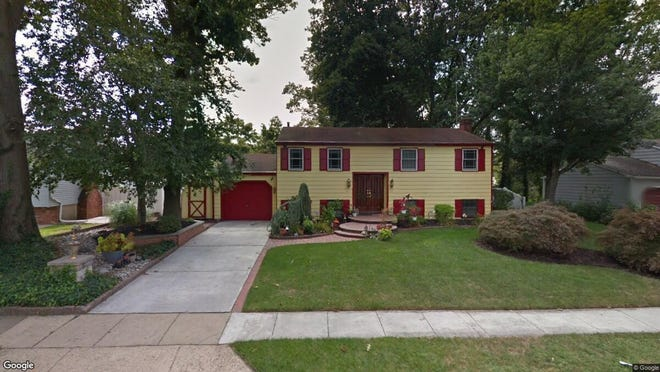 This Google Street View image shows the approximate location of 46 Lincoln Drive Ls in Gloucester Township. The property at this address changed hands in September 2019, when new owners bought the property for $195,000.