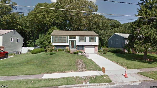 This Google Street View image shows the approximate location of 226 Woods Lane in Gloucester Township. The property at this address changed hands in October 2019, when new owners bought the property for $206,000.