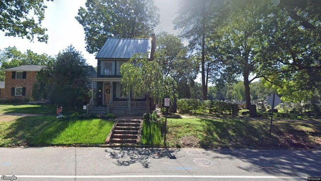 This Google Street View image shows the approximate location of 406 Kings Highway E. in Haddonfield. The property at this address changed hands in November 2019, when new owners bought the property for $430,000.