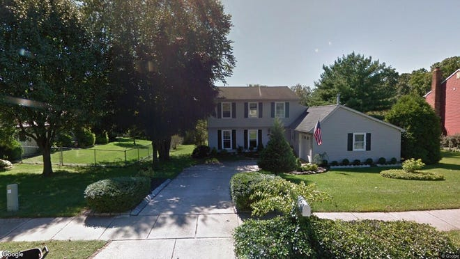 This Google Street View image shows the approximate location of 27 S. Mars Drive in Washington. The property at this address changed hands in November 2019, when new owner bought the property for $253,000.