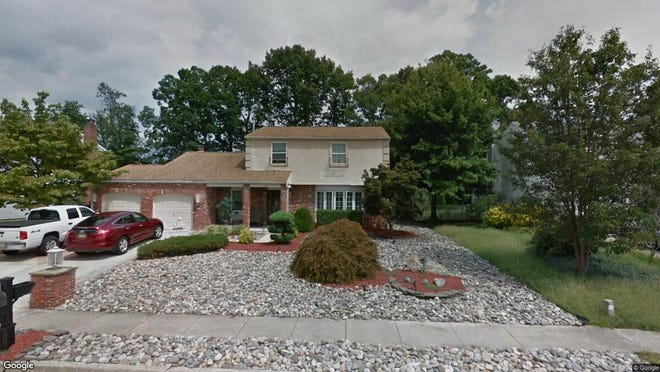This Google Street View image shows the approximate location of 33 Brookside Drive in Washington. The property at this address changed hands in December 2019, when new owner bought the property for $310,300.