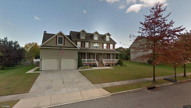 This Google Street View image shows the approximate location of 1326 Royal Lane in West Deptford. The property at this address changed hands in November 2019, when new owners bought the property for $347,000.