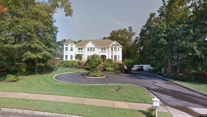 This Google Street View image shows the approximate location of 3402 Round Hill Court in Wall. The property at this address changed hands in January 2020, when new owners bought the property for $855,000.