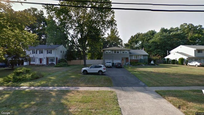 This Google Street View image shows the approximate location of 296 Union Hill Road in Manalapan. The property at this address changed hands in December 2019, when new owners bought the property for $465,000.