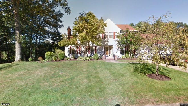 This Google Street View image shows the approximate location of 2233 Fromkin Drive in Wall. The property at this address changed hands in January 2020, when new owners bought the property for $460,000.
