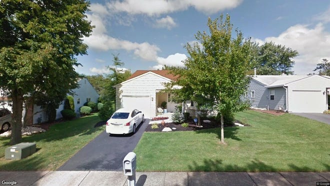 This Google Street View image shows the approximate location of 11 Lansdale Drive in Marlboro. The property at this address changed hands in November 2019, when new owner bought the property for $350,000.