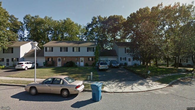 This Google Street View image shows the approximate location of 14 Elizabeth Court in Howell. The property at this address changed hands in January 2020, when new owners bought the property for $202,500.