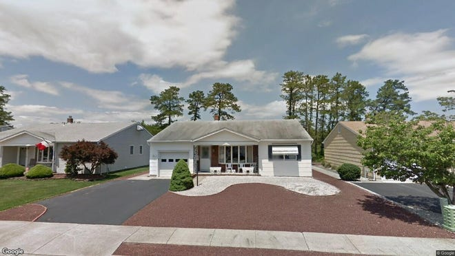 This Google Street View image shows the approximate location of 43 Auburn Road in Berkeley. The property at this address changed hands in December 2019, when new owners bought the property for $195,000.