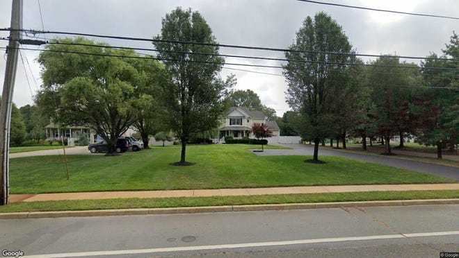 This Google Street View image shows the approximate location of 323 Frank Applegate Road in Jackson. The property at this address changed hands in November 2019, when new owner bought the property for $475,000.